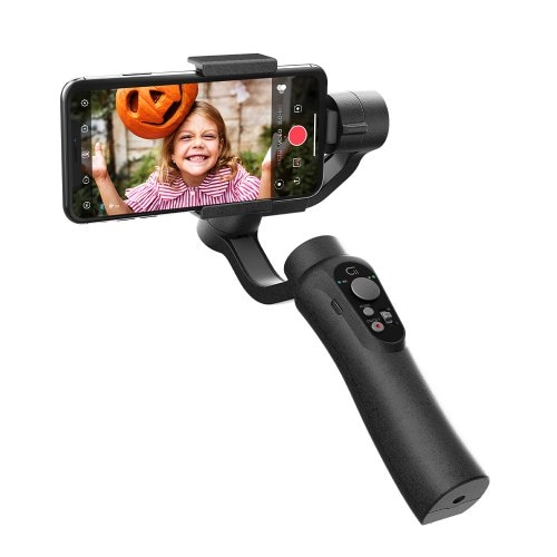SHOP Cinepeer C11 3-axis Phone Handheld Gimbal Stabilizer