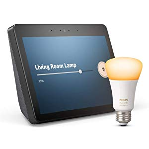 Save $80 on Echo Show, Get a Free Smart Bulb