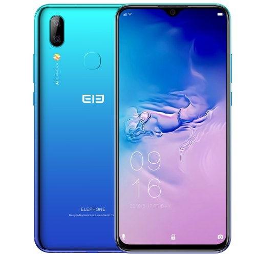 ELEPHONE A6 MAX 6.53 inch 4G Smartphone