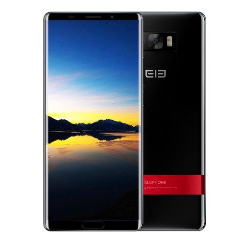 Elephone P11 4G Phablet 6.0 inch 4GB RAM 128GB ROM - Black