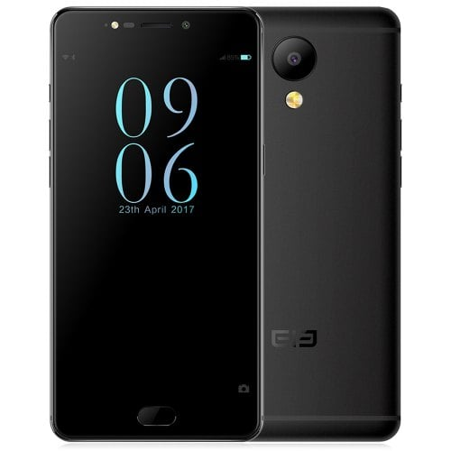 Elephone P8 4G Smartphone Android 7.0 OS, With 21.0MP Back and 16.0MP From Cameras