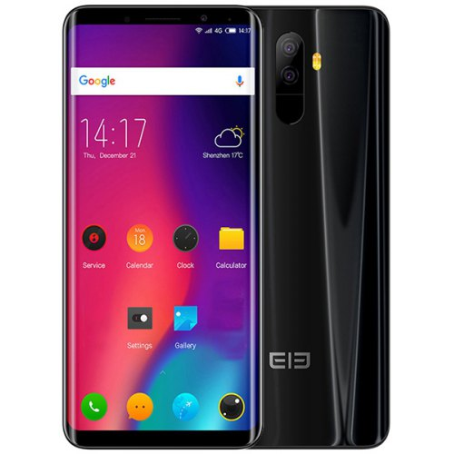 Elephone U Pro 4G Smartphone 5.99 Inch AMOLED Flexible Display Phone