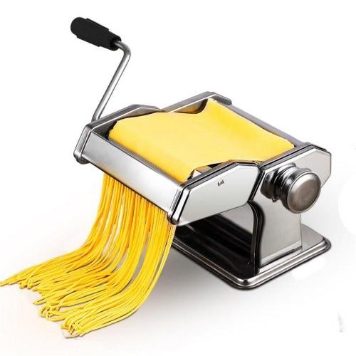 Home Kitchen Hand Crank Pasta Cutter Machine