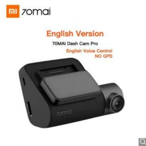 Xiaomi 70mai Dash Cam Pro Car DVR High Resolution Camera
