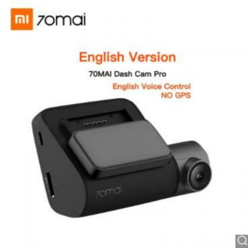 Xiaomi 70mai Dash Cam Pro Car DVR High Resolution Camera