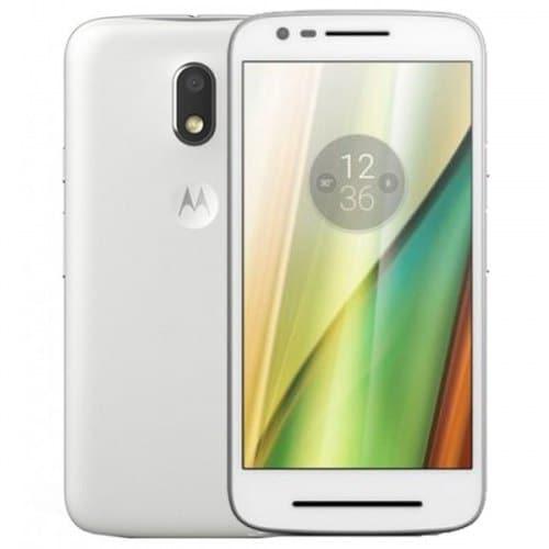 Motorola Moto E3 White