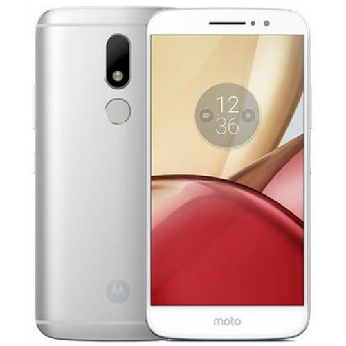 Motorola MOTO M Silver