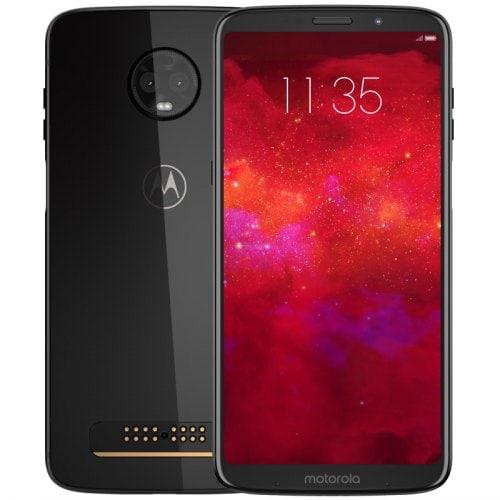 Motorola Moto Z3 Black