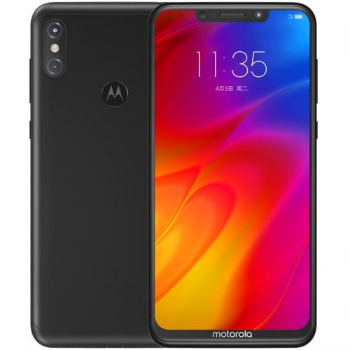 Motorola P30 Note 4G Black