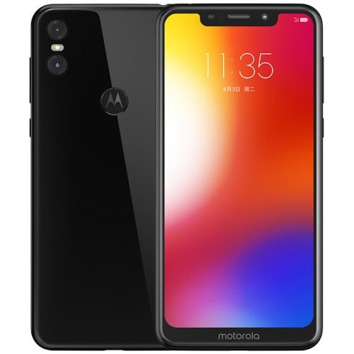 Motorola P30 Play Black