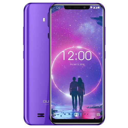 OUKITEL C12 3G Smartphone 6.18 inch Android 8.1 OS Phone