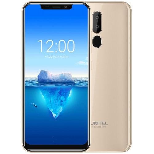 OUKITEL C12 Pro Gold