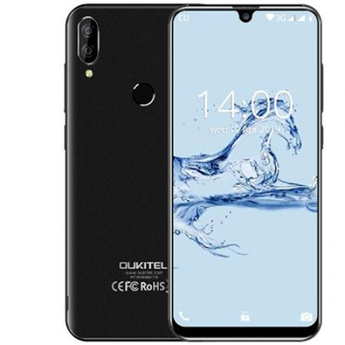 OUKITEL C16 4G Smartphone 5.71 inch Android 9.0 16GB memory