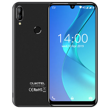 OUKITEL C16 Pro 4G Phablet 5.71 inch Android 9.0 32GB Phone