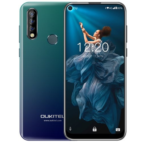 Oukitel C17 Pro 6.35-inch Smartphone, 64GB, Android 9.0