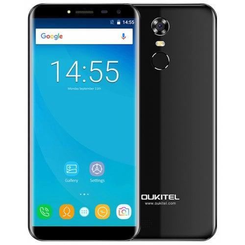 OUKITEL C8 3G Phablet Black