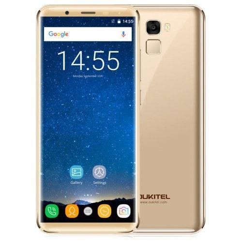 OUKITEL K5000 4G Phablet Golden