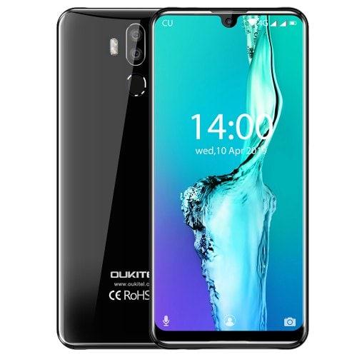 OUKITEL K9 Smartphone 7.12 Inch FHD+ Screen 6000mAh 64GB