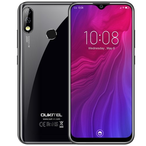 Oukitel Y4800 4G Smartphone 6.3 inch Big Display 128GB Memory
