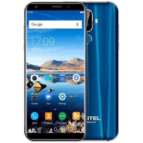 Oukitel K5 4G Smartphone 5.7 inch Display 16GB, 4000mAh