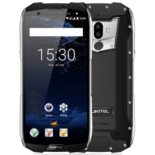 OUKITEL WP5000 4G Smartphone 5.7″ Waterproof 5200mAh 64GB