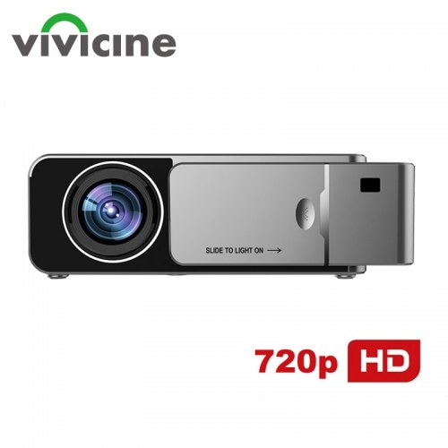 VIVICINE V200H Portable HD Projector Home Theater