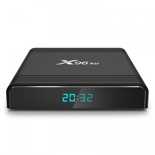 X96 Air 8K Smart TV Box Android 9.0 4K 64GB ROM Mini PC