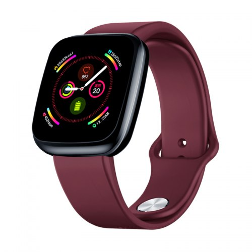 Zeblaze Crystal 3 Waterproof Sports Smart Watch Heart Rate Blood Pressure Oxygen Monitor Smartwatch