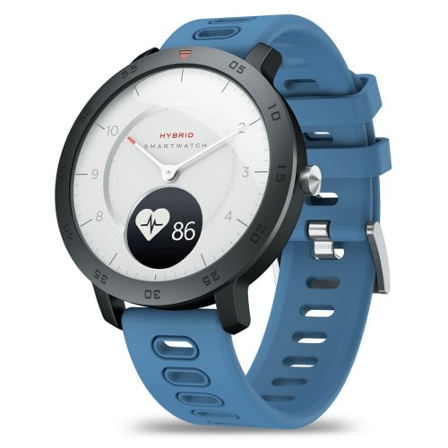shop Zeblaze HYBRID Quartz Smart Watch