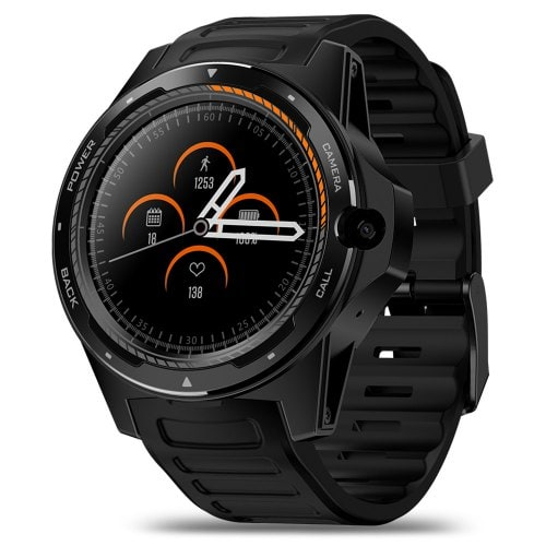 Zeblaze THOR 5 1.39 inch AOMLED Screen Smartwatch Phone