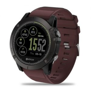 Zeblaze VIBE 3 HR Color Display Rugged Smartwatch shopping