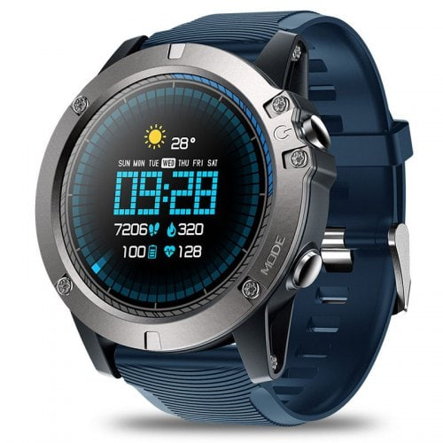Zeblaze VIBE 3 PRO Smart Watch Real-time Weather Optical All-day Health Tracking Sports Smartwatch