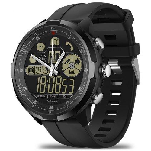 Zeblaze VIBE 4 All-day Activity Tracker Outdoor Watch 50ATM Hybrid Smartwatch