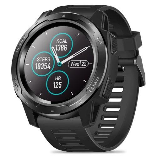Zeblaze VIBE 5 Bluetooth 1.3 inch Multi-sport Modes Smartwatch