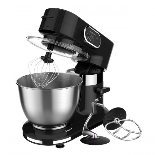 Excelvan 5.5L Stainless Steel 1000W Electric Food Stand Mixer