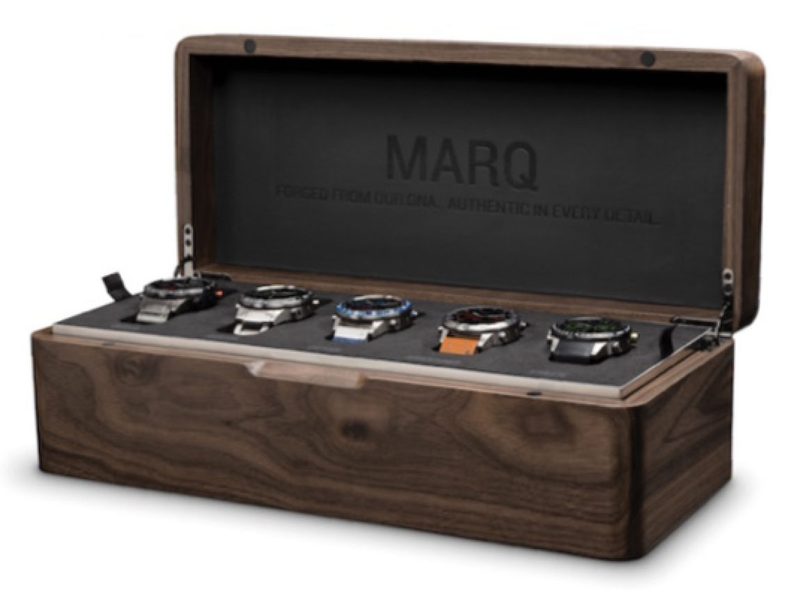 Garmin unveils exclusive, limited edition MARQ