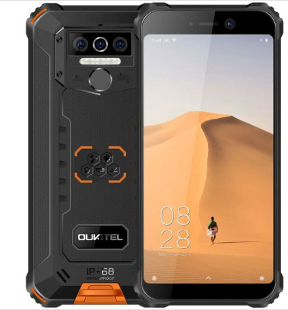 OUKITEL WP5 4G Smartphone 5.5 inch Android 9.0 Global Version