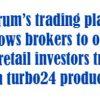 Spectrum's trading platform
