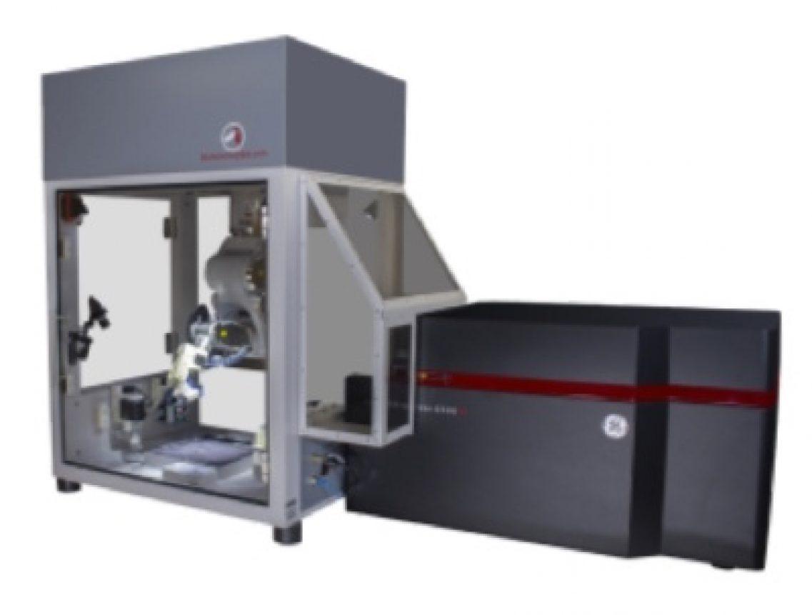 World's First Integrated 3D Bioprinter + Confocal Scanner