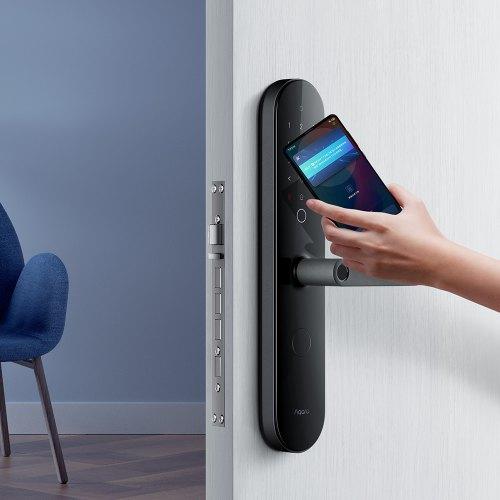 Xiaomi Aqara N100 Smart Door Lock Fingerprint Bluetooth Password Unlock Doorbell