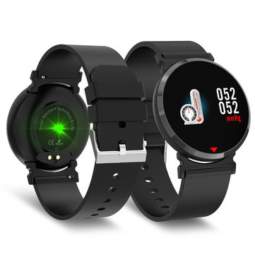 Bakeey E28 Smart Wrist Band HD Business Style Oxygen Monitor Smartwatch