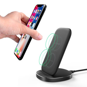 BlitzWolf BW-FWC6 10W Qi Wireless Fast Charger Stand Holder