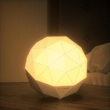 BlitzWolf BW-LT19 Diamond Ambient Touch Control LED Light USB Charging Night Lamp