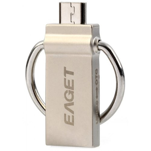 Eaget 2-in-1 USB 3.0 Flash Drive OTG 16 / 32 / 64GB