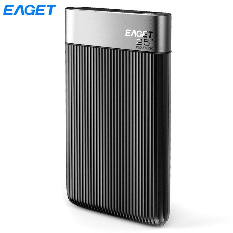 Eaget Y200 Smart Wireless Hard Drive 1TB/2TB Cloud Drive Storage