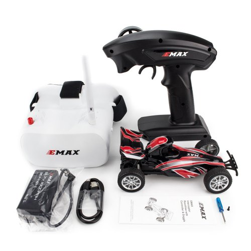 EMAX Full Proportional Control RTR Model Remote Control FPV RC Car