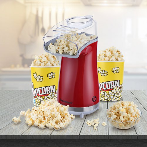 Excelvan Air-Pop 1040W Electric Popcorn Machine