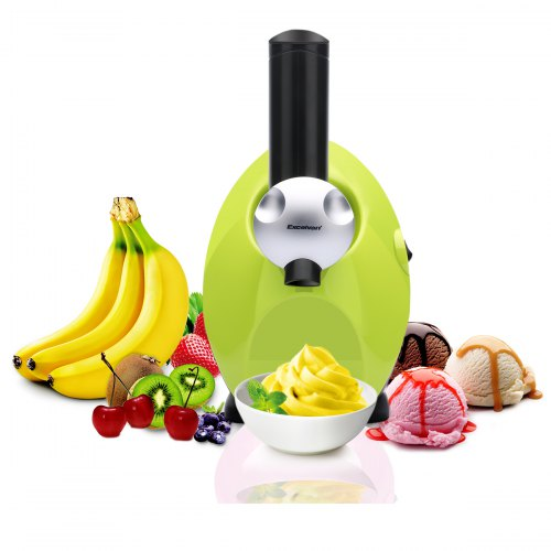 Excelvan Ice Cream Maker Fruit Soft Serve Maker