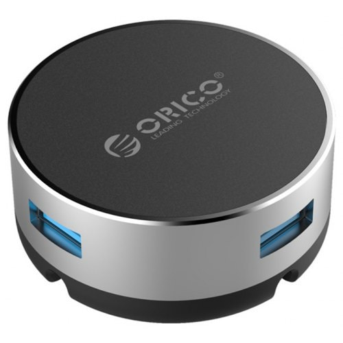 ORICO BNS1 USB 3.0 4-port Hub Concentrator High Speed USB Splitter Adapter