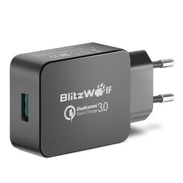 BlitzWolf BW-S5 QC3.0 18W USB Adapter (Qualcomm Certified)